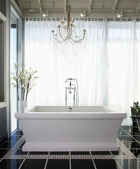 chandelier over bathtub chandelier over bathtub for the home pinterest
