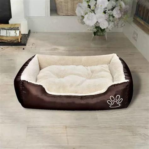 xxl dog beds vidaxl co uk vidaxl dog bed brown and beige xxl