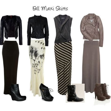 fall maxi skirts time to shop