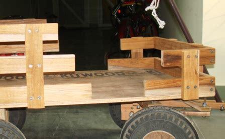 woodwork kids wooden wagon plans  plans