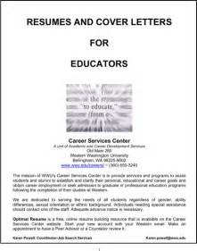 education cover letter exle cover letter for teachers for excel pdf and word