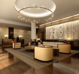 Hotel Lobby Design Furniture Interior Corridor Hallways Lobby Room Collection