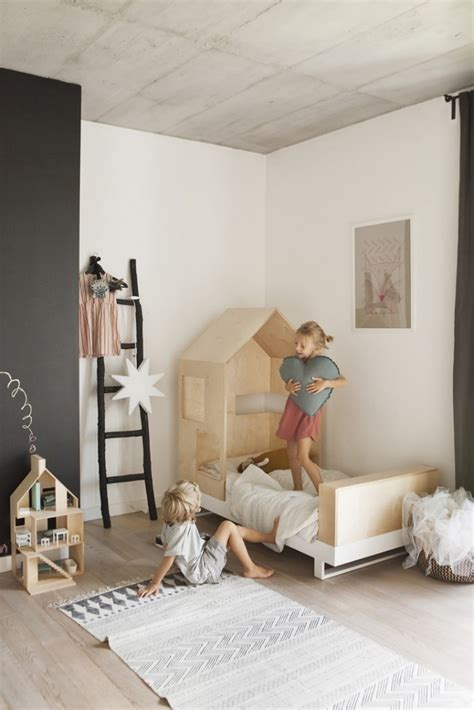 ecological and funny furniture for kids bedroom by kutikai ecological kids furniture petit small