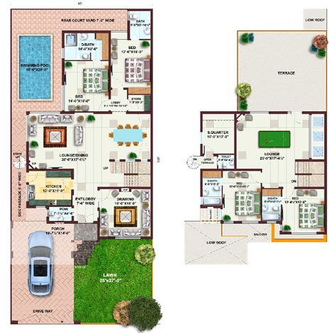 house floor plan in pakistan house design plans home plans with photos in pakistan home deco plans