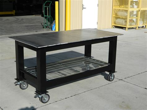 how to build a welding bench welding tables workbenches the big rack shack the