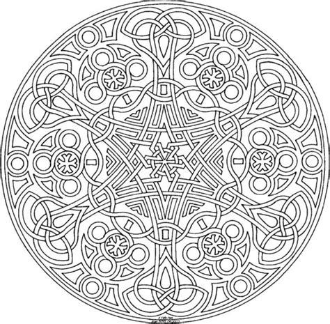 Printable Coloring Pages Detailed Geometric Coloring Pages Free Printable Detailed Coloring Pages
