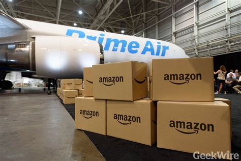 amazon prime air boeing to convert nine 767 jets for amazon deliveries