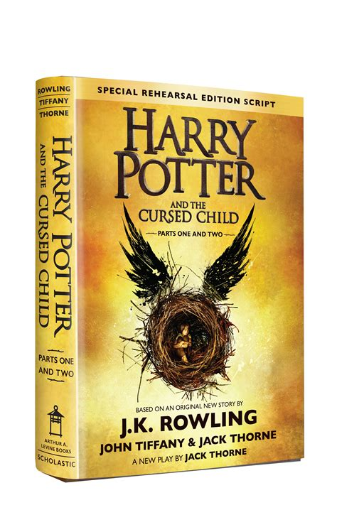 harry potter book 8 is coming confirms j k rowling goploy com harry potter and the cursed child parts 1 2 script book 8 special edition new 1338099132 ebay