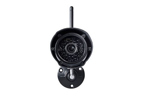 home security system with 4 wireless cameras and