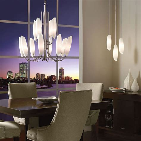 Dining Room Lighting Gallery From Kichler Lights In Dining Room