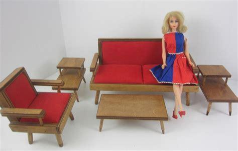 barbie living room furniture hall s modern living room doll furniture 4p set 210 fits 8