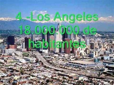 imagenes y reportes de los paises mas urbanizados de europa las 10 ciudades mas pobladas de america youtube