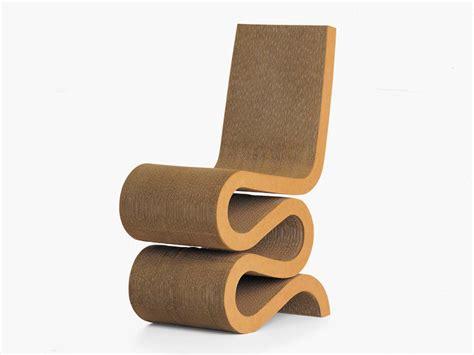 Histoire de Design : The Wiggle Side Chair par Frank Gehry 1972   Blog Esprit Design