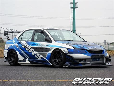 michibichi cars is this a evo 8 with a front emblem evolutionm