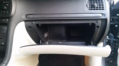 repair voice data communications 2004 saab 42133 windshield wipe control service manual how to remove 2006 saab 42133 glove box bmw e60 5 series glove box
