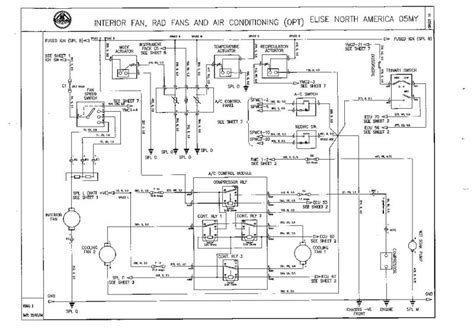 wiring diagram for hvac hvac schematic