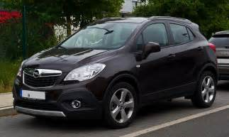 Vauxhall Breaking The Vauxhall Mokka Breaking Sales Barriers
