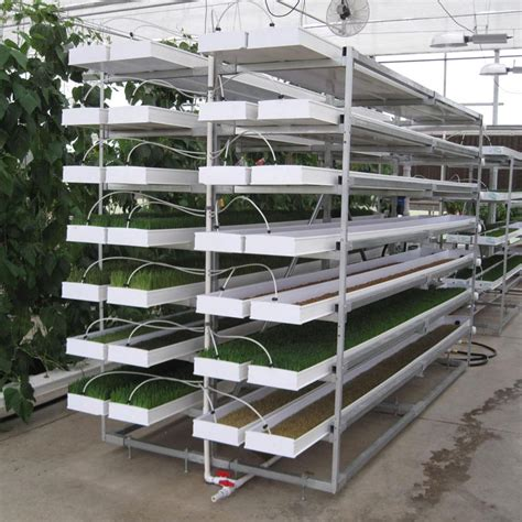 Hydrohobby For All Your Hydroponics Gear by Size Compact Fodderpro 2 0 Feed System Growers Supply