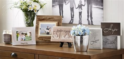 home accents decor outlet personalized home decor personalization mall