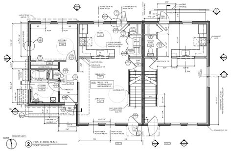 Handicapped Accessible House Plans by Accessibility And Visitability 2 New Homes On Wilt Street