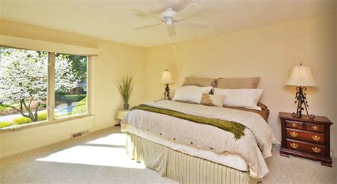 bedroom staging master bedroom home staged by enhanced home staging co