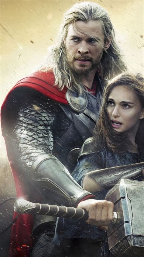 film fantasy z hemsworthem wallpaper thor ragnarok chris hemsworth natalie portman