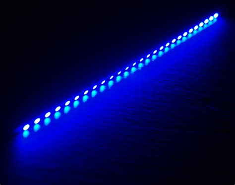 Computer Led Light Strips Blue 12 Quot 30cm Dimmable Pc Led