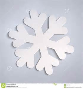 How To Make A White Paper - vector white paper snowflake royalty free stock photo