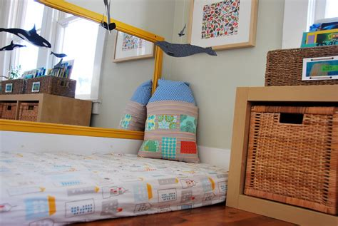 Montessori No Crib by Montessori Style Nursery Kellogg Interiors