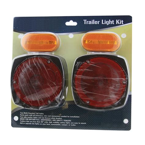 Trailer Lights Kit by Trailer Hitch Tow Trailer Towing Light Kit Automotive Car Truck