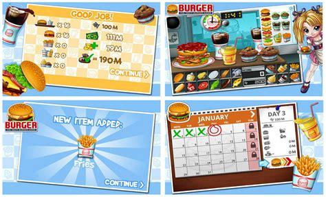burger shop apk full version free download burger 1 0 10 best apk game free download for android 2 3