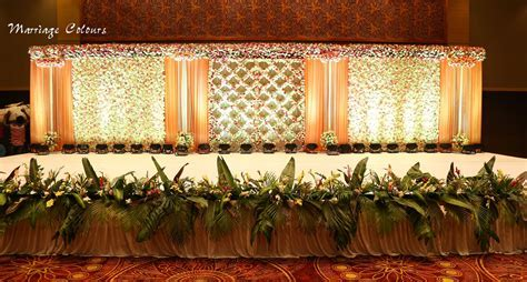 Wedding Reception Decor in Chennai