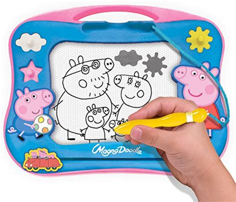 magna doodle classic drawing cra z peppa pig travel magna doodle magnetic screen