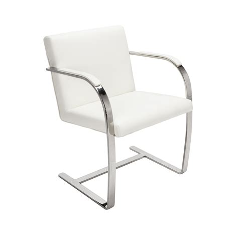 Brno Chair by Brno Chair Rentals Mies Der Rohe Delivery Formdecor