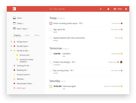 todoist templates 13 productivity tools to optimize your workflow