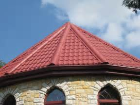 Metal Tile Roof Tile Roofing Materials Used By Barrington Roofing Contractor