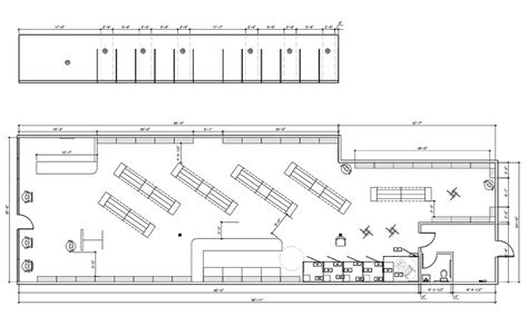 floor plan of a store nty clothing exchange store buildout
