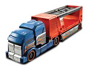 Wheels Truck With Cars Wheels Crashin Big Rig Shop Wheels Cars Trucks