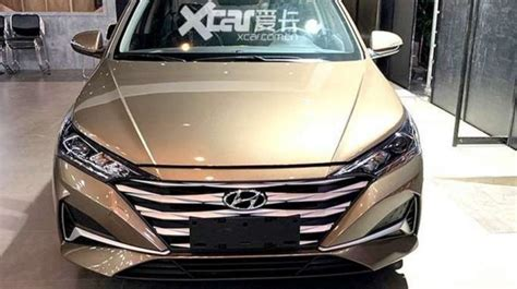 when do 2020 hyundai s come out 2020 hyundai verna facelift spied undisguised exterior