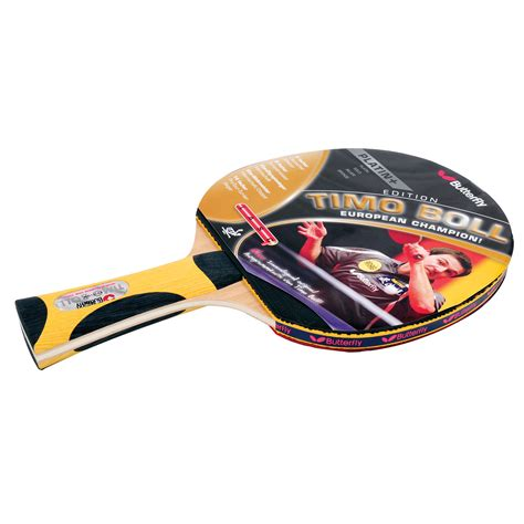 Bat Butterfly Timo Boll 1000 butterfly unisex timo boll platinum plus table tennis bat