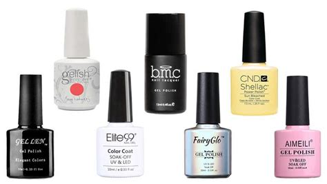 best nail polish brands most greatest of everything top 10 best gel nail polish brands of 2018 heavy com