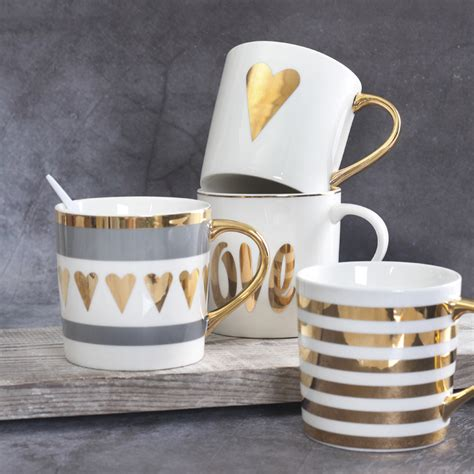 best ceramic mugs best fine flawless ceramic coffee cups and mugs gold