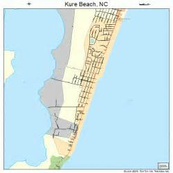 map carolina beaches kure carolina map 3736220