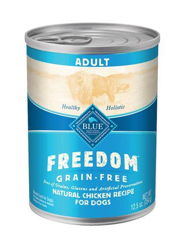 blue freedom puppy food blue freedom 174 food grain free chicken recipe