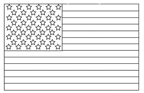 coloring page for american flag american flag coloring page to print bestappsforkids com