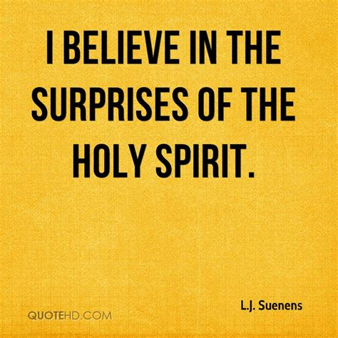 holy ghost film quotes l j suenens quotes quotehd