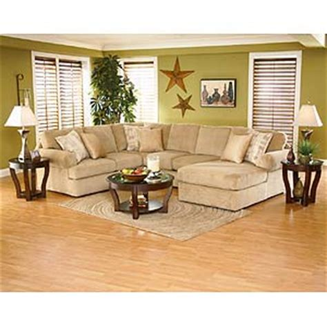 england abbie sectional england abbie left chaise sectional sofa with large