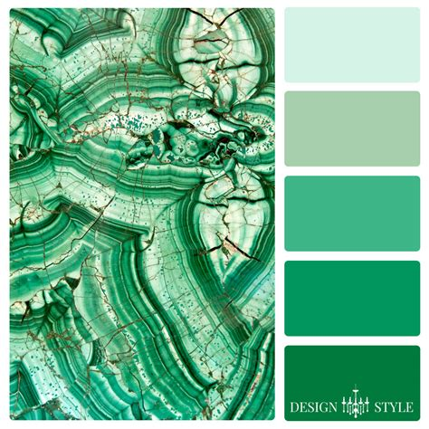 color inspiration shades of jade color inspiration design style