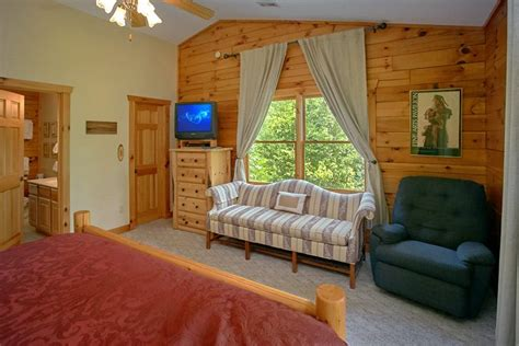 Big Cing Cabins by Secluded Pigeon Forge Cabin Big
