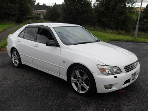 Toyota Altezza 2006 2000 Toyota Altezza Pictures Information And Specs